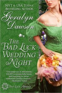 The Bad Luck Wedding Night by Geralyn Dawson