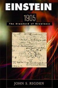 Einstein 1905: The Standard of Greatness