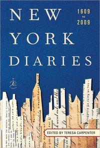 New York Diaries