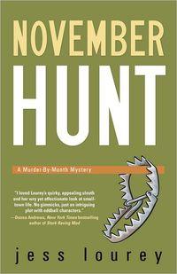 November Hunt by Jess Lourey