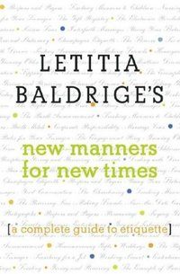 New Manners for New Times