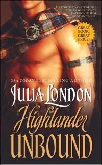 Highlander Unbound by Julia London