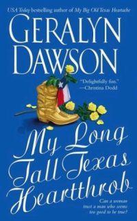 My Long Tall Texas Heartthrob by Geralyn Dawson