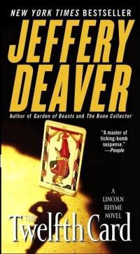 Twelfth Card by Jeffery Deaver