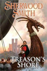 Treason's Shore by Sherwood Smith