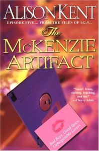 The Mckenzie Artifact by Alison Kent