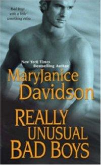 Really Unusual Bad Boys by MaryJanice Davidson