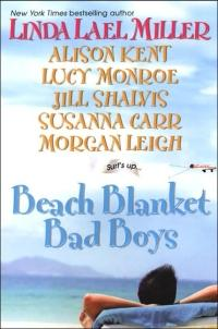 Beach Blanket Bad Boys by Jill Shalvis