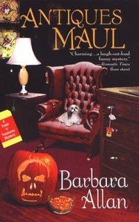 Antiques Maul by Barbara Allan