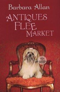 Antiques Flee Market by Barbara Allan