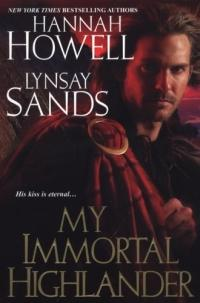 My Immortal Highlander by Lynsay Sands