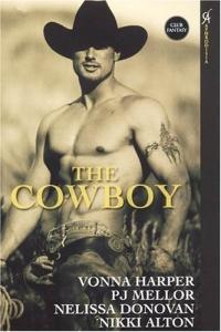 The Cowboy by P.J. Mellor
