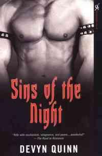 Sins Of The Night by Devyn Quinn
