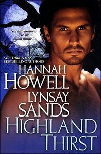 Highland Thirst by Lynsay Sands