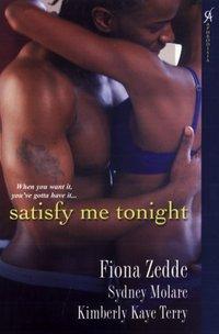 Satisfy Me Tonight by Kimberly Kaye Terry