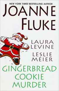 Excerpt of Gingerbread Cookie Murder by Leslie Meier