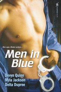 Men In Blue by Myla Jackson