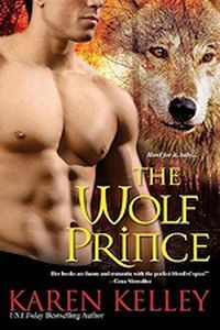 The Wolf Prince by Karen Kelley