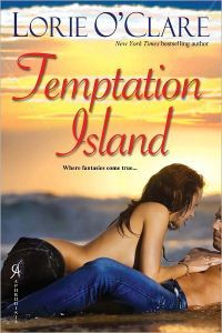 Temptation Island by Lorie O'Clare