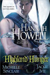 Highland Hunger by Hannah Howell