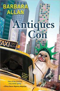 Antiques Con by Barbara Allan