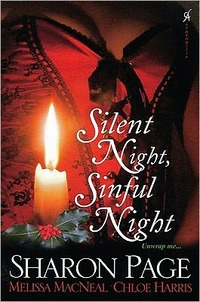 Silent Night, Sinful Night by Sharon Page