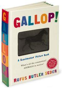 Gallop! by Rufus Butler Seder