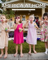 America At Home by Rick Smolan