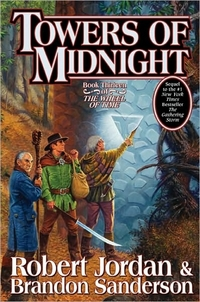 Towers Of Midnight by Brandon Sanderson