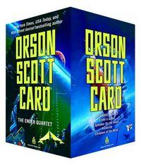 The Ender Quartet Box Set by Orson Scott Card