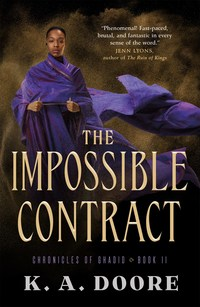 The Impossible Contract