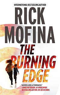 The Burning Edge by Rick Mofina
