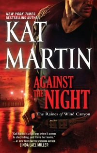 Excerpt of Against The Night by Kat Martin