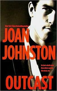 Outcast by Joan Johnston