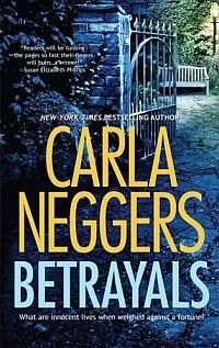 Betrayals by Carla Neggers