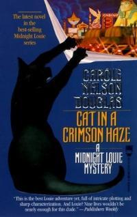 Cat in a Crimson Haze