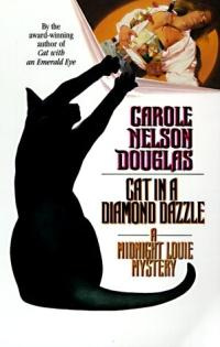 Cat in a Diamond Dazzle
