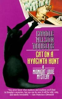 Cat on a Hyacinth Hunt