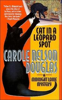 Cat in a Leopard Spot