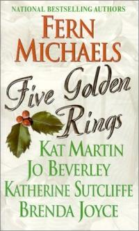 Five Golden Rings by Kat Martin