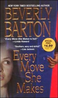 Every Move She Makes by Beverly Barton