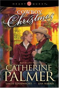 Cowboy Christmas by Lisa Harris