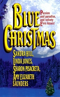 Blue Christmas by Sandra Hill