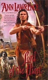 Lord Of The Hunt by Ann Lawrence