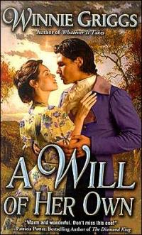 A Will of Her Own by Winnie Griggs