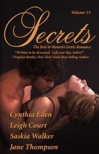 Secrets: Volume 15 by Jane Thompson