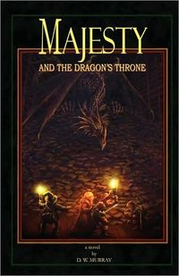 Majesty And The Dragon\'s Throne