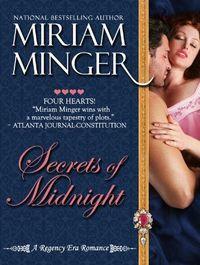 Secrets of Midnight by Miriam Minger