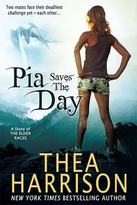 Pia Saves the Day by Thea Harrison
