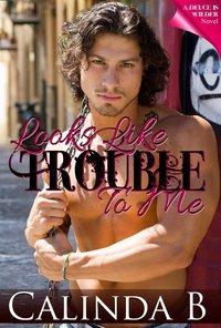 Looks like Trouble to Me by Calinda B